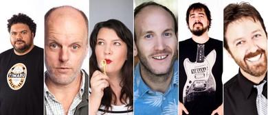 Taranaki Comedy Club Final Show of 2018