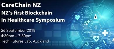 CareChain NZ: Blockchain in Healthcare Symposium