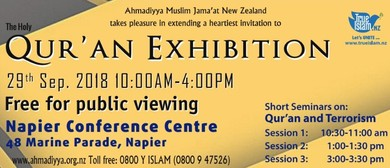 True Islam Roadshow & Qur'an Exhibition