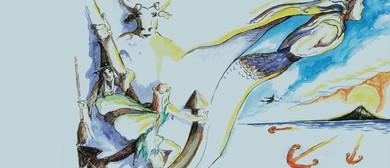 Book Launch: Fairies of Down Under by Geoff Allen
