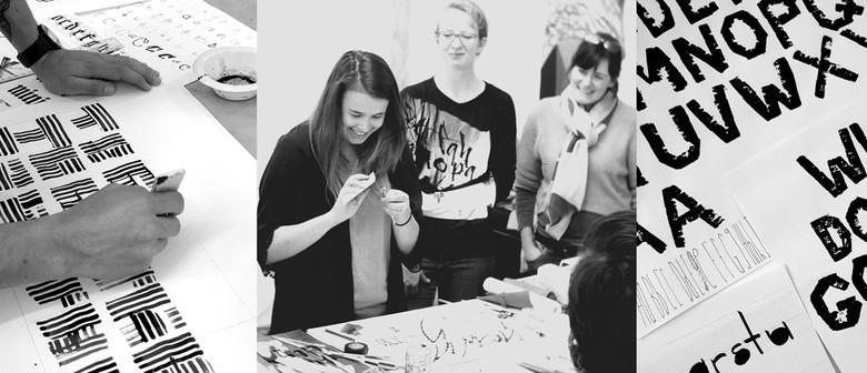 Workshop Calligraphy – Experimental Alphabets