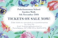 Pukehamoamoa School Garden Walk