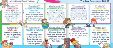 Skids Matua October Holiday Programme