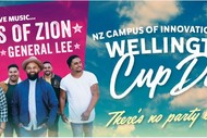 Image for event: NZCIS Wellington Cup Day