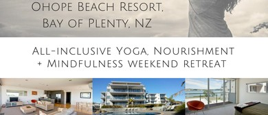 Nourish Yourself Yoga Retreat