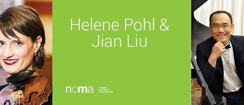 Helene Pohl & Jian Liu