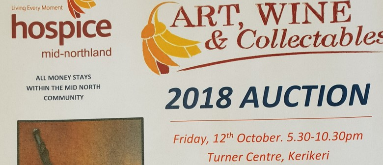 Hospice Mid-Northland Art & Collectables Auction 2018