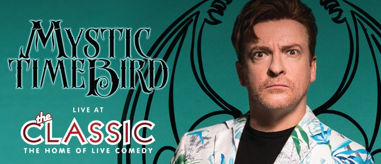 Rhys Darby: Mystic Time Bird