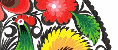 Auckland Heritage Festival: Folk Art Paper Cut-Outs Workshop