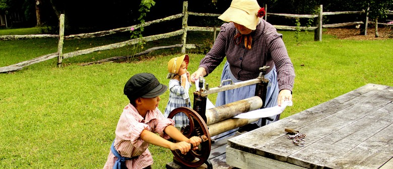 Auckland Heritage Festival Occupations From the Past