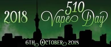 Auckland 510 Vape Day 2018
