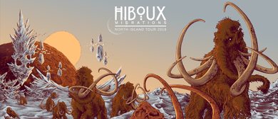 Hiboux Migrations North Island Tour 2019