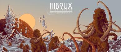 Hiboux Migrations North Island Tour 2019
