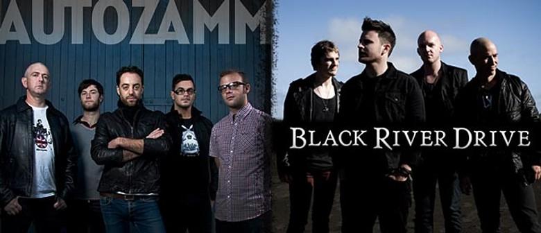 Autozamm and Black River Drive Album Tour