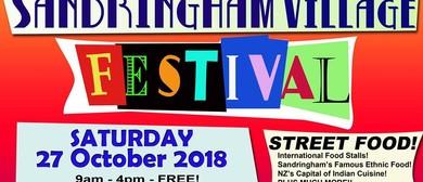 Sandringham Street Festival 2018