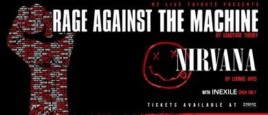 Rage Against the Machine & Nirvana - NZ Tribute Show
