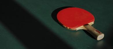 Seniors Week - Table Tennis