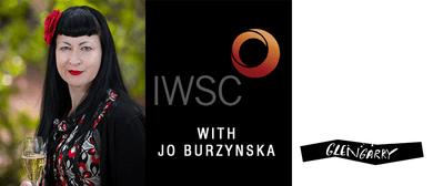 IWSC Tasting with Jo Burzynska
