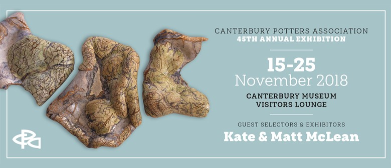 Canterbury Potters Association 45th Annual Exhibition