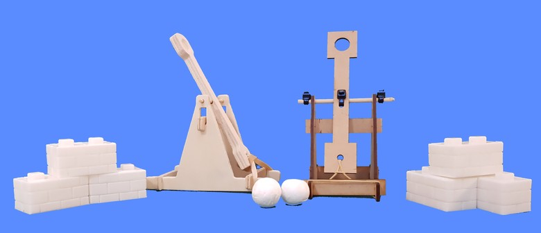 Go Ballistic: Mini Crossbows and Catapults