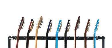 A Guitar Nonet & A Trio of Trios