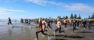 Generation Homes Sand to Surf Ocean Swim