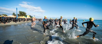 Interislander The Big Tahuna Ocean Swim
