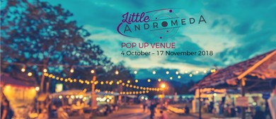 Little Andromeda Pop Up Venue