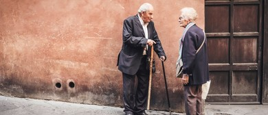 Seniors Week - Super Seniors Talk