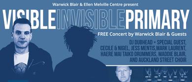 Visible Invisible Primary - Warwick Blair & Guests (Artweek)