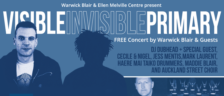 Visible Invisible Primary - Warwick Blair & Guests (Artweek)