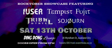 Rocktober Showcase