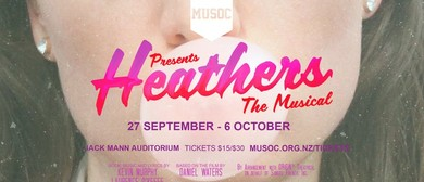 MUSOC: Heathers the Musical