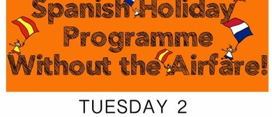 French or Spanish or Japanese Holiday Programme