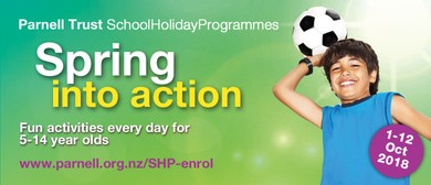 Survivor Challenge - Parnell Trust Holiday Programme