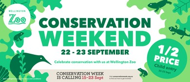 Conservation Weekend