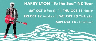 Harry Lyon - To the Sea Album Tour with Darren Watson