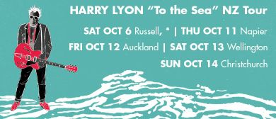 Harry Lyon - To the Sea Album Tour with Stomping Nick
