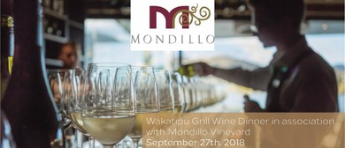 Mondillo Vineyard Winemakers Dinner