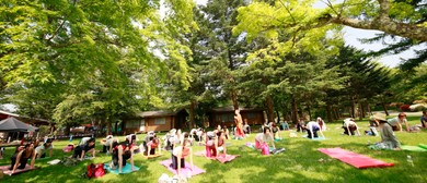 Nelson Yoga Weekend - All Levels