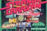 Image for event: Strange Caravan Tour