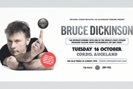 Image for event: Bruce Dickinson