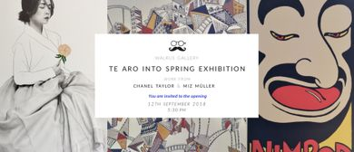 Te Aro Into Spring Exhibition