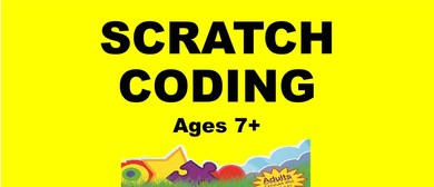 Scratch Coding: School Holiday Computer Class
