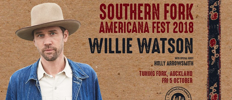 Willie Watson with Holly Arrowsmith