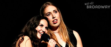 Way Off Broadway Duets - Musical Theatre Open Mic