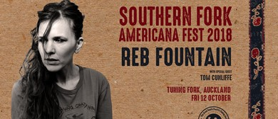 Reb Fountain with Tom Cunliffe