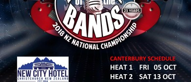 Battle of the Bands 2018 National Championship - CHCH Heat 2