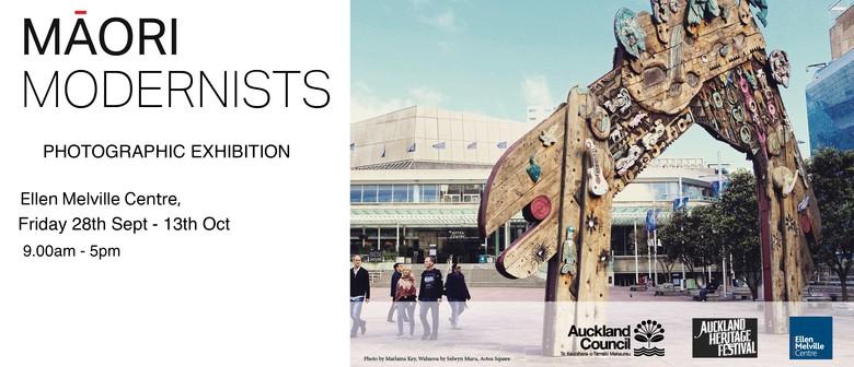 Auckland Heritage Week - Māori Modernism Exhibition