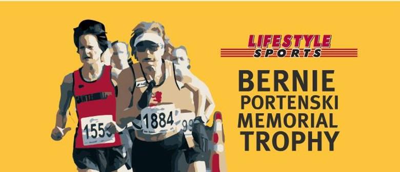 The Bernie Portenski Memorial Trophy with Lifestyle Sports